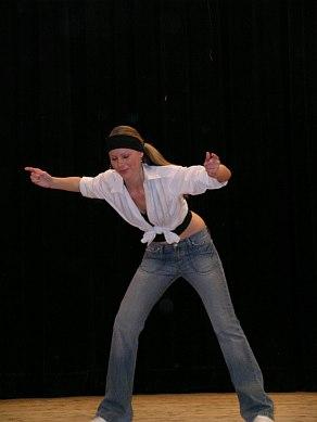 Moderný tanec