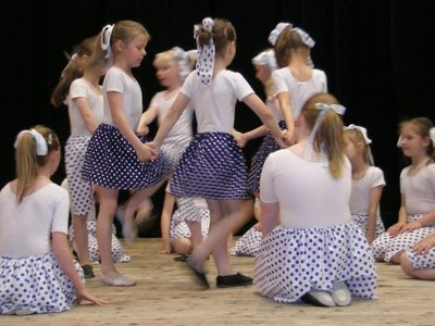 Tanečná príprava
